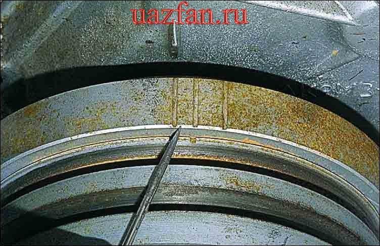 Регулировка тепловых зазоров в приводе клапанов