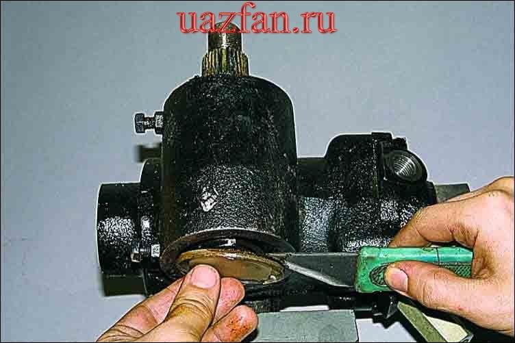 Регулировка рулевого механизма с гидроусилителем