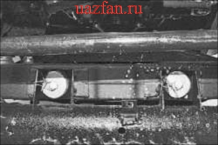 Снятие радиатора
