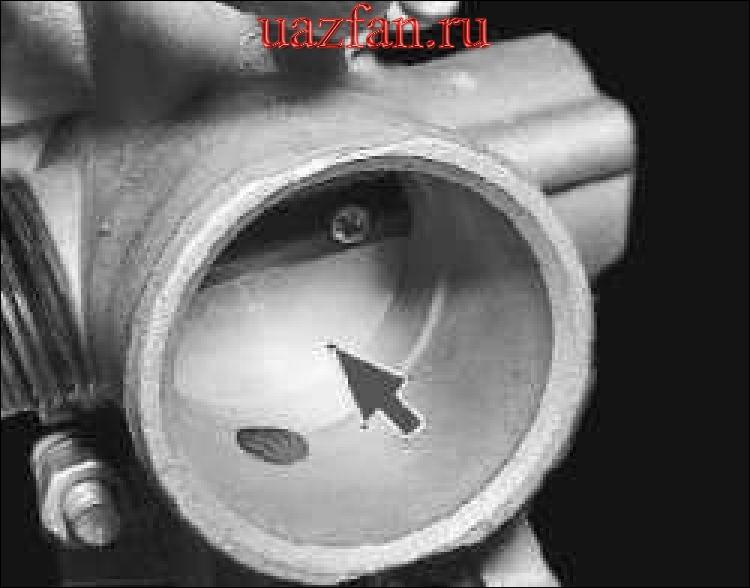 Регулировка троса привода дроссельной заслонки