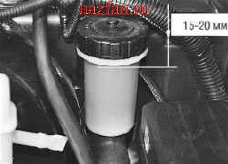 Замена рабочей жидкости в гидроприводе выключения сцепления