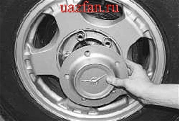 Проверка колёс