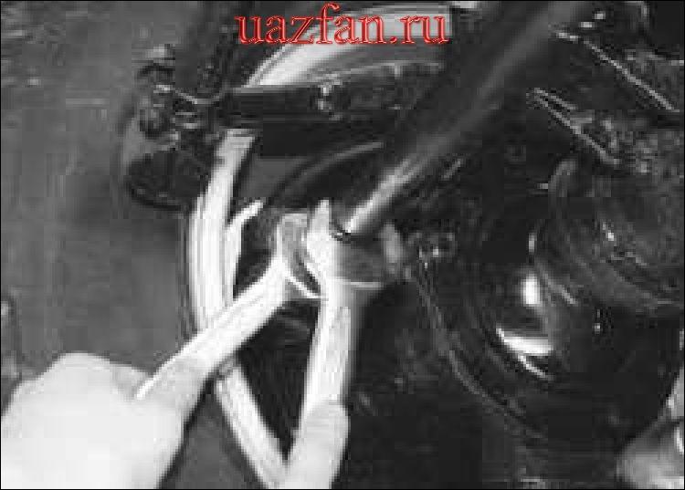 Проверка и регулировка углов установки колёс
