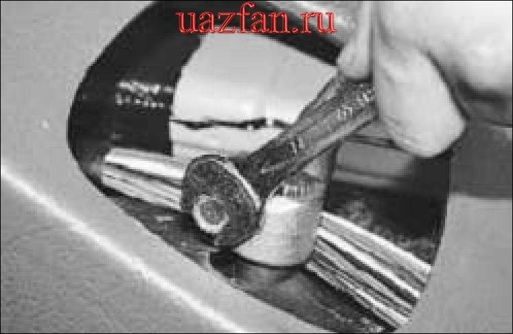Снятие и установка коробки передач