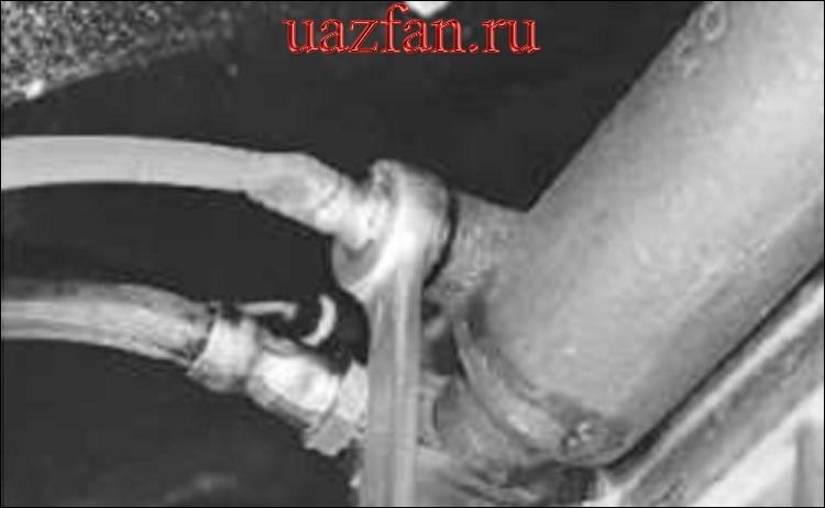 Прокачка системы гидропривода выключения сцепления