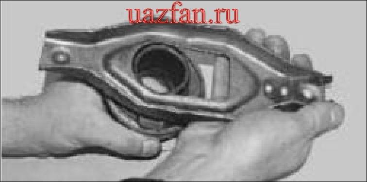 Замена подшипника и вилки выключения сцепления